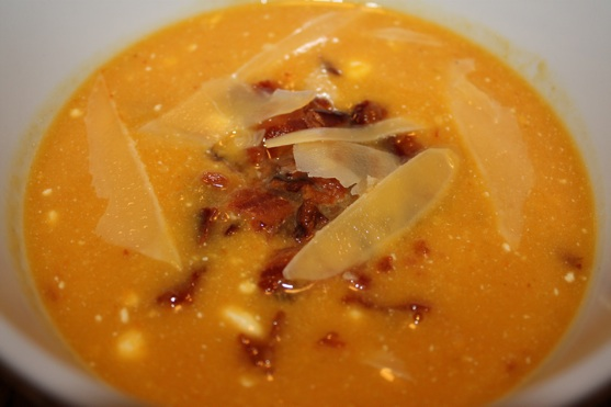Butternut Bisque Recipe — Dishmaps