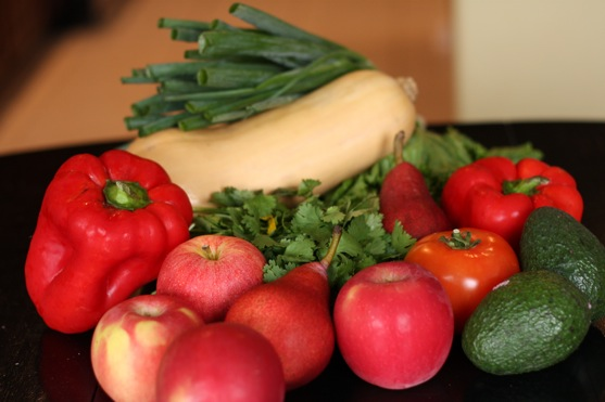 Organic Coop Produce
