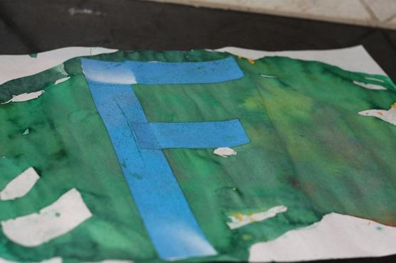 Watercolor Initials 3