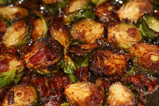 Melissa's Brussels Sprouts