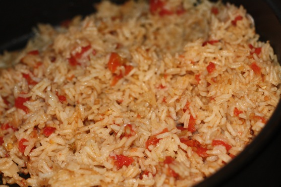 Mexican Rice | The Picky Apple