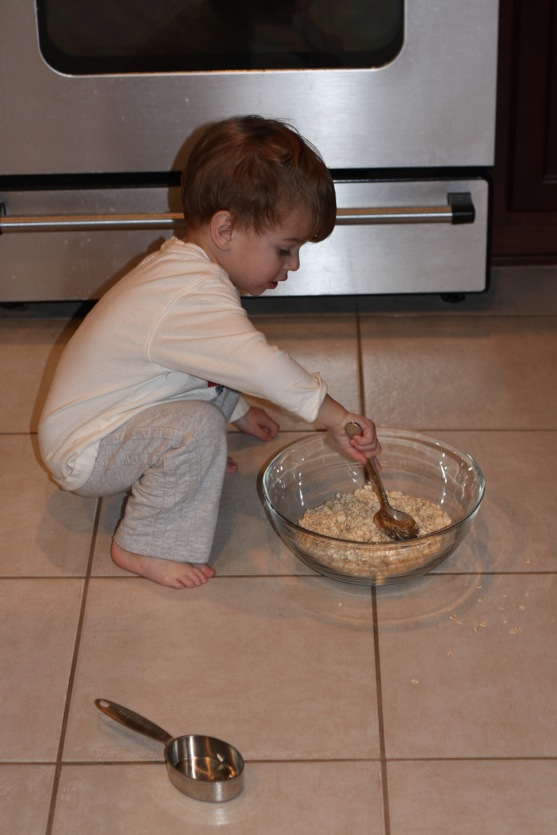 Oatmeal Transfer