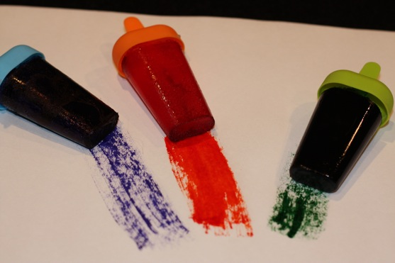 Paint Popsicles 1
