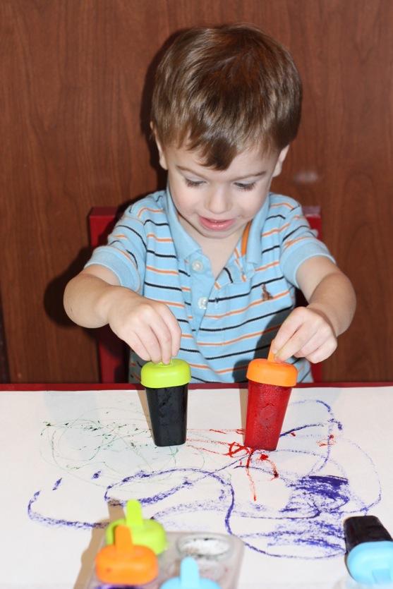 Paint Popsicles 3