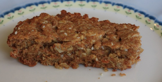 Yummy Apricot Breakfast Bars