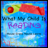 What My Child Is Reading Button