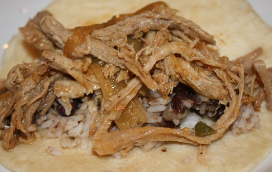 Cuban Black Beans And Rice With Pork cuban roast pork with black beans ...