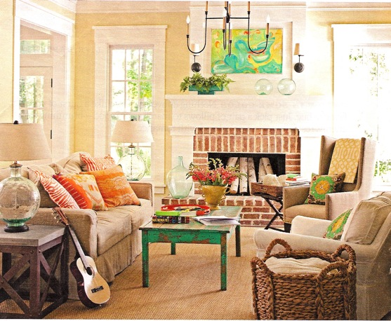 Living room inspiration the picky apple Better homes and gardens living room ideas