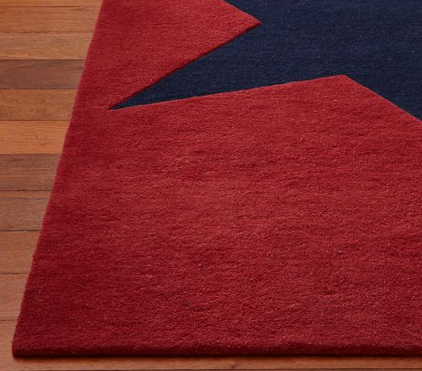 Super Star Rug From Pottery Barn Kids